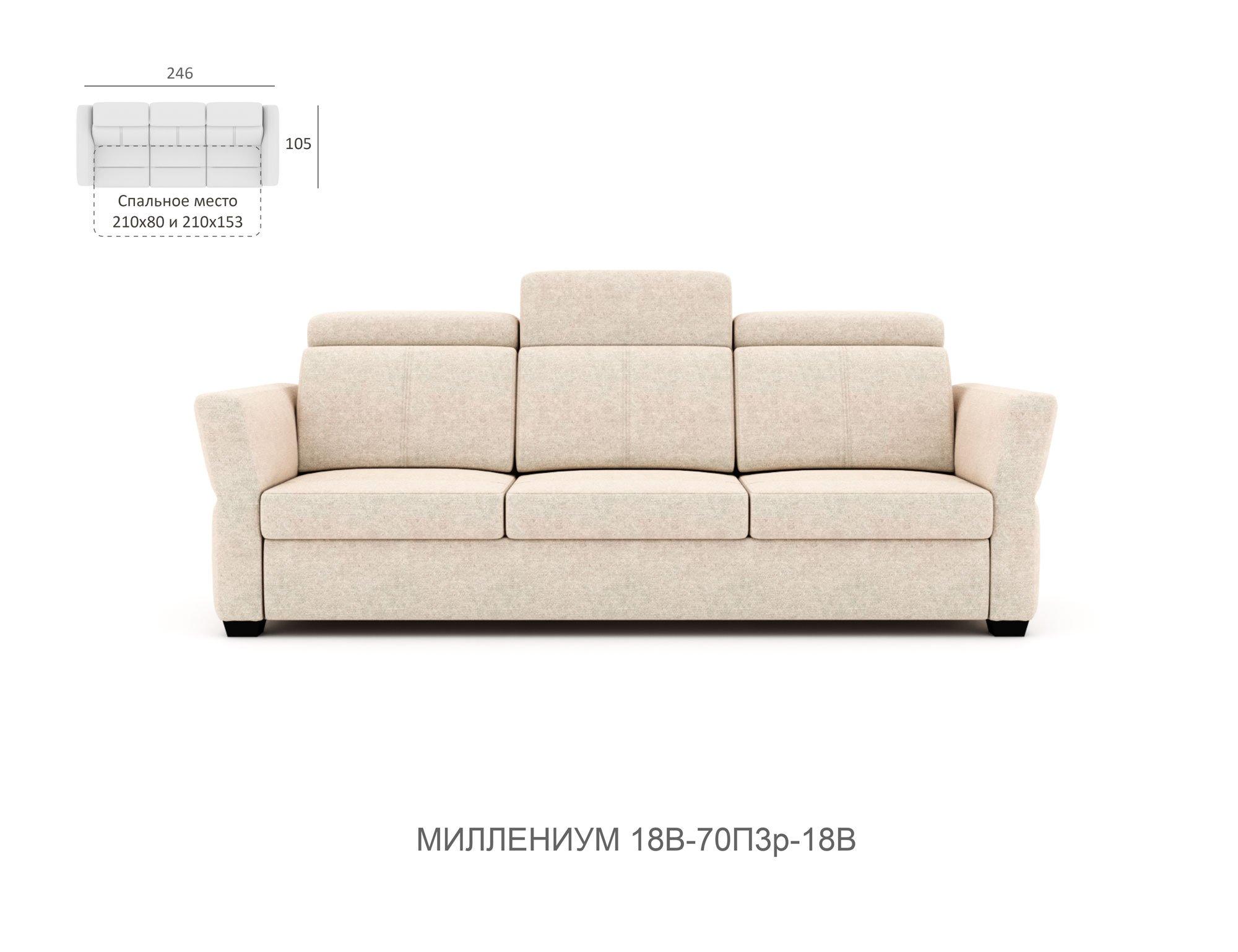 Миллениум 18В-70П3р-18В